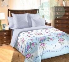 Комплект постельного белья Королевское искушение Фиалка-3