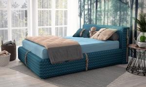 Кровать Sherlock Elegant AirBoss 42 с подъемным механизмом и ремнями