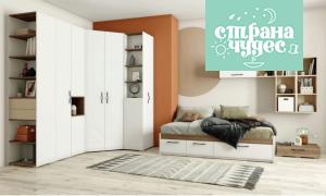 Детская комната Klюkva Teenager, бежевый