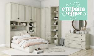 Детская комната Klюkva Calypso Wood, дуб галифакс белый