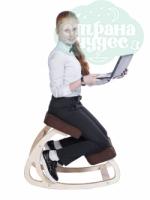 Балансирующий коленный стул Конёк-Горбунёк
