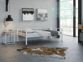 Кровать Арга, белая