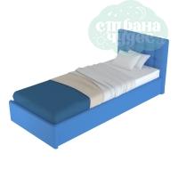 Кровать Sherlock Solo Velvet Lux 84