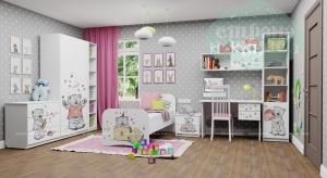 Комната детская Klюkva Baby Мишка Тедди