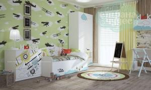 Комната детская Klюkva Baby Авиа