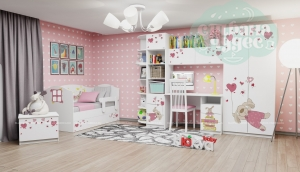 Комната детская Klюkva Baby Зайка