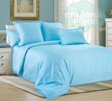 Комплект постельного белья Королевское искушение Лазурит