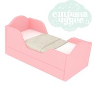 Кровать Sherlock Nemo 80*170 см розовая