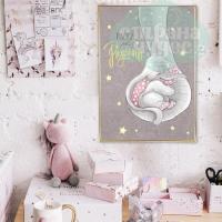 Постер интерьерный «Нежность» А3