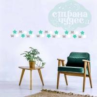 Набор интерьерных наклеек «Звёздное небо»