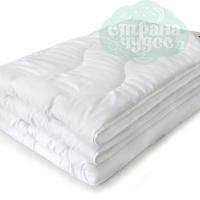 Одеяло легкое 120х160 см из холлофайбера