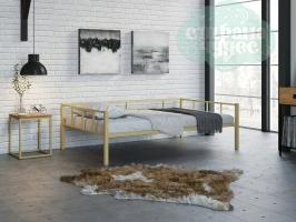 Кровать Арга, бежевая