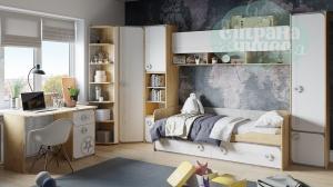 Комната детская ТриЯ Мегаполис, вариант 2