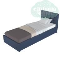 Кровать Sherlock Solo Uno Blue