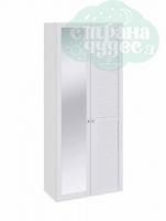 Шкаф для одежды с 1 зеркальной дверью ТриЯ Ривьера