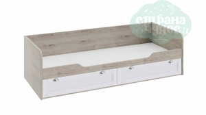 Кровать-диван с ящиками ТриЯ Ривьера