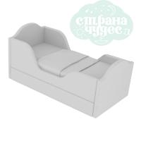 Кровать Sherlock Nemo 80*170 см серая