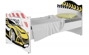 Кровать детская Klюkva Baby KX, Эксклюзив, Авто