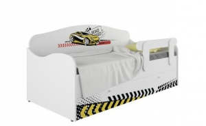 Кровать-диван детская Klюkva Baby KS, Авто