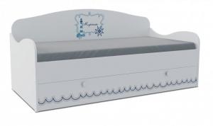 Кровать-диван детская Klюkva Baby KS, с ящиком, Морячок