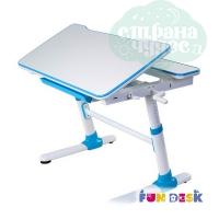 Стол-парта FunDesk Volare голубой
