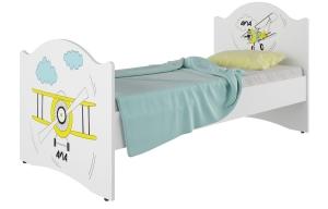 Кровать детская Klюkva Baby KX, Эксклюзив, Авиа