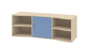 Полка навесная ФМ Дельта 17 (130 см)