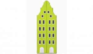 Шкаф-домик двустворчатый Амстердам 1XL, лайм