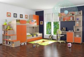 Комната ФМ Дельта V.1, оранжевая