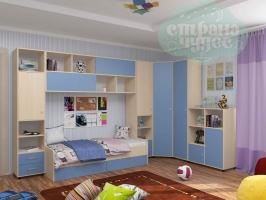 Комната ФМ Дельта V.2, голубая
