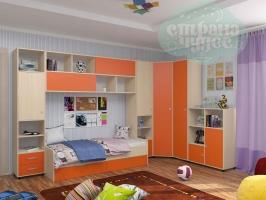 Комната ФМ Дельта V.2, оранжевая