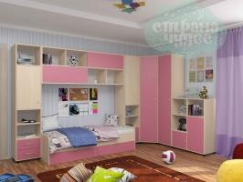 Комната ФМ Дельта V.2, розовая