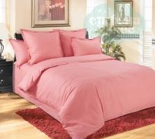 Комплект постельного белья Королевское искушение Коралл