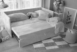 Диван Sherlock Junior с доп. спальным местом