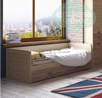Кровать-диван Anrex Diesel, веллингтон