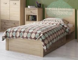 Кровать Anrex Diesel, веллингтон