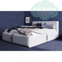 Кровать Sherlock Elegant AirBoss 02 с ремнями