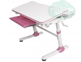 Стол-парта Mealux EVO Duke pink Evo-501