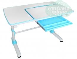 Стол Mealux Darwin Evo-502 blue