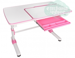 Стол Mealux Darwin Evo-502 pink