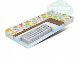 Матрас Орматек Kids Comfort EVS-8, 12 см, (чехол Print)