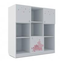 Система хранения Klюkva Baby G2, Мишка Girl