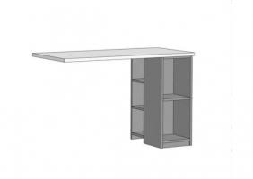 Тумба для письменного стола Klюkva Junior TT01