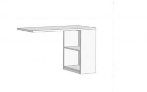 Тумба для письменного стола Klюkva Junior TT05
