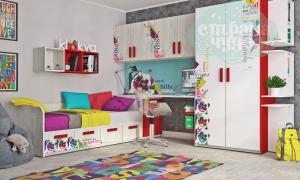 Детская комната Клюква Junior, print Animal
