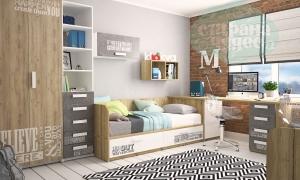 Детская комната Клюква Junior, print Comment