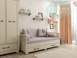 Кровать детская Клюква Classic