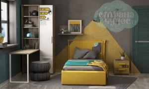 Детская комната Клюква Junior, print Travel 1