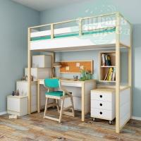 Кровать-чердак Робин WooD Лайт со столом