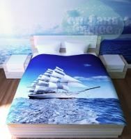 КПБ Newton Корабль (сатин)
